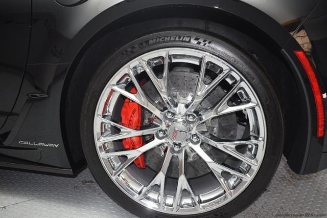 Callaway Corvette SC757 #1293 - wheel