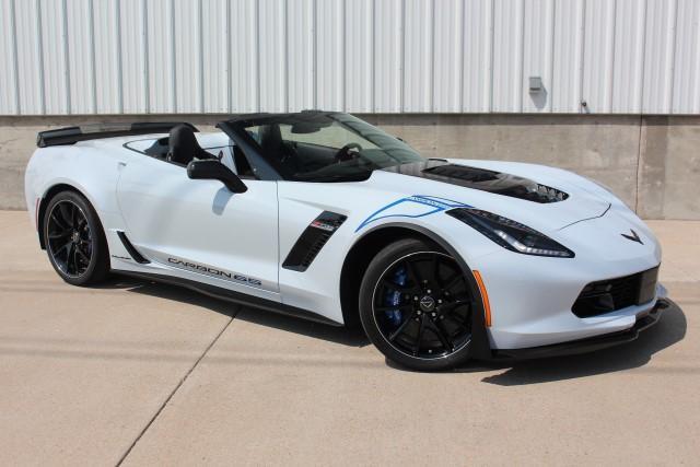 Callaway Corvette SC757 #0521 - front 3/4