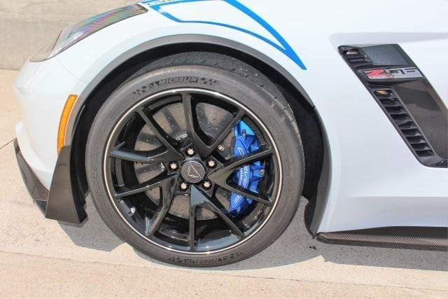 Callaway Corvette SC757 #0521 - front wheel
