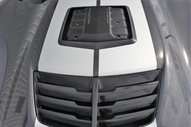 Callaway Corvette SC757 #1404 - hood