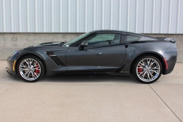 Callaway Corvette SC757 #1404 - Side view