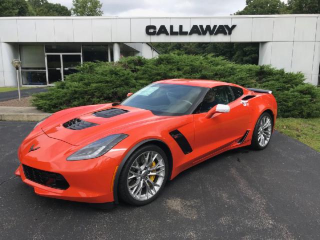 Callaway Corvette SC757 #2381 - front 3/4