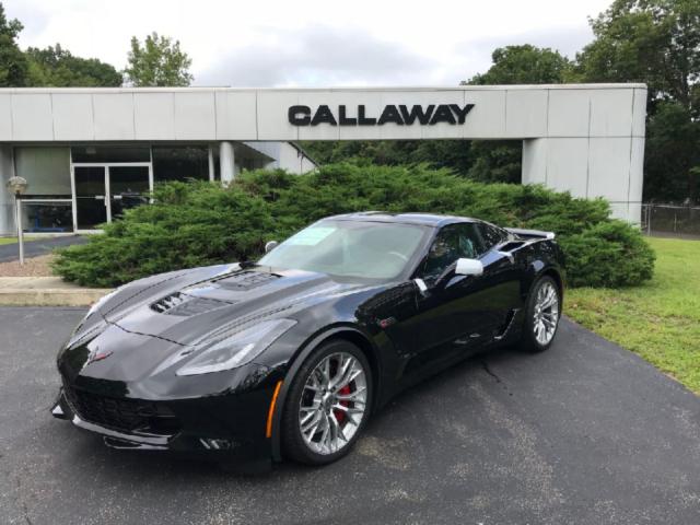 Callaway Corvette SC757 #2399 - front 3/4