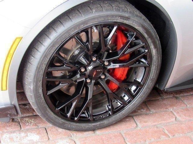Callaway Corvette SC757 #2177 - wheel