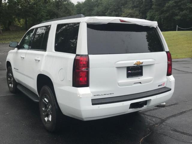 2019 Callaway Tahoe SC480 - rear view