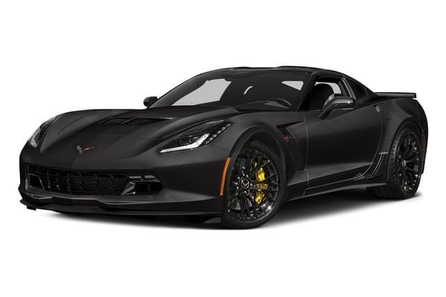 Stock Corvette Photo