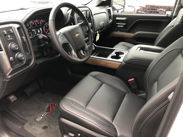 2018 Callaway Silverado SC560 - interior