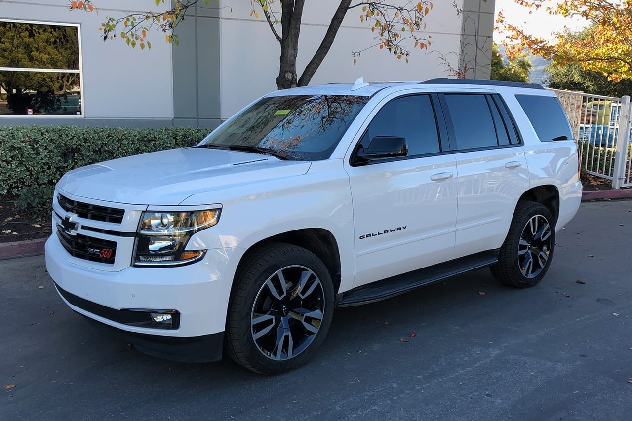 2019 Callaway Tahoe RST SC560 - front view