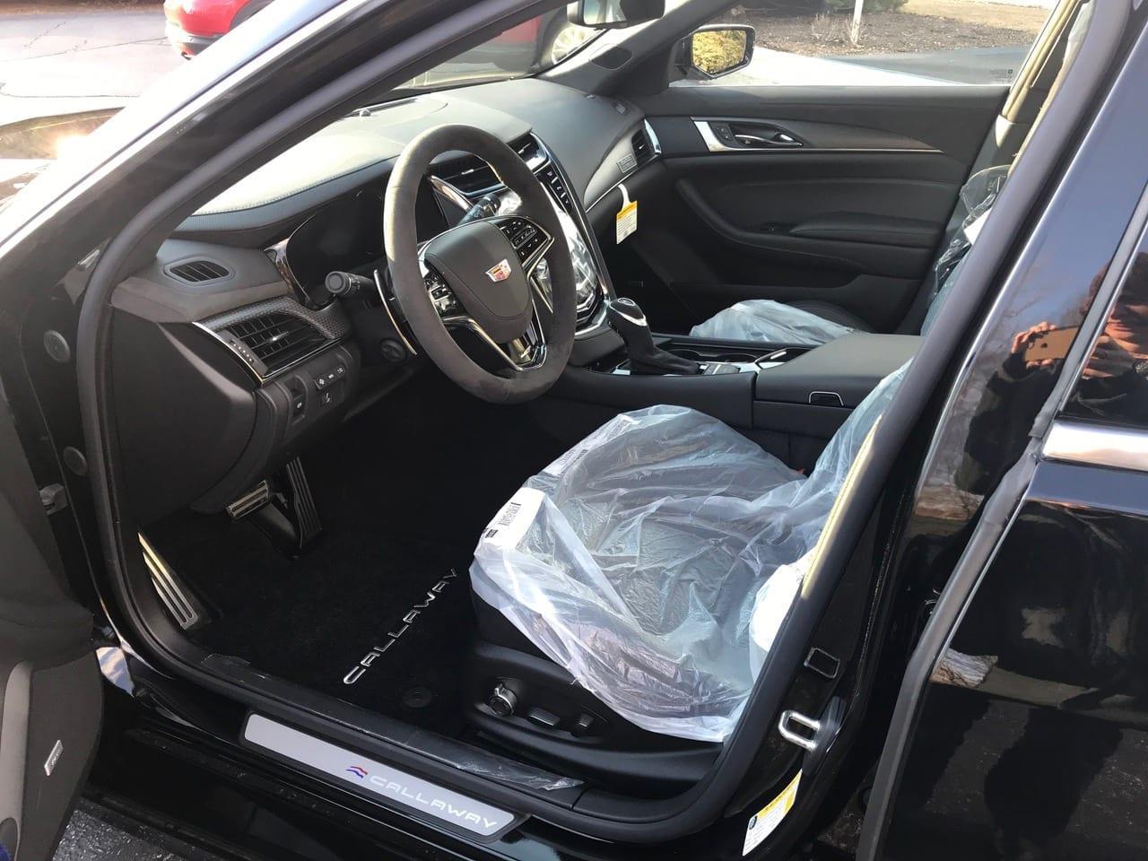 2019 Callaway CTS-V SC740 - interior