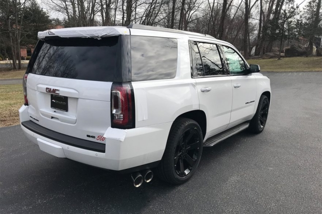 2019 Callaway Yukon SC560 - rear view