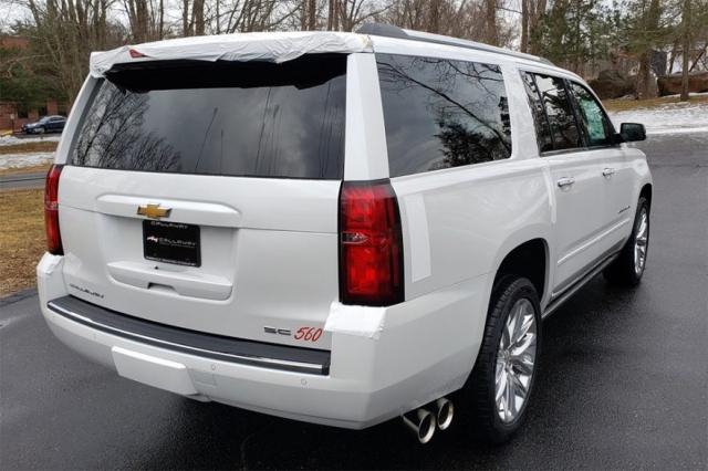 2019 Callaway Suburban SC560 - rear view