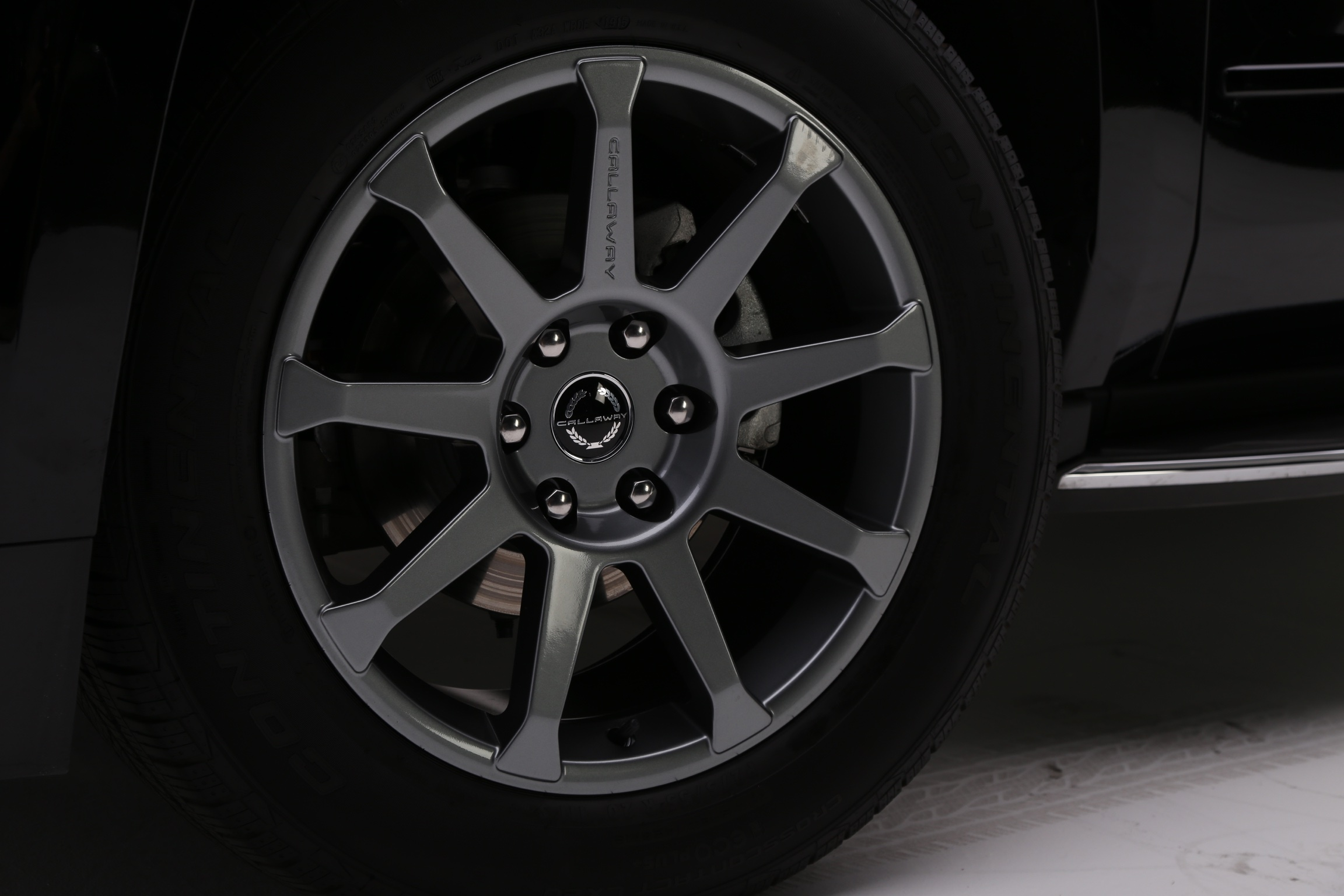 Callaway Nine Spoke Alloy Wheel