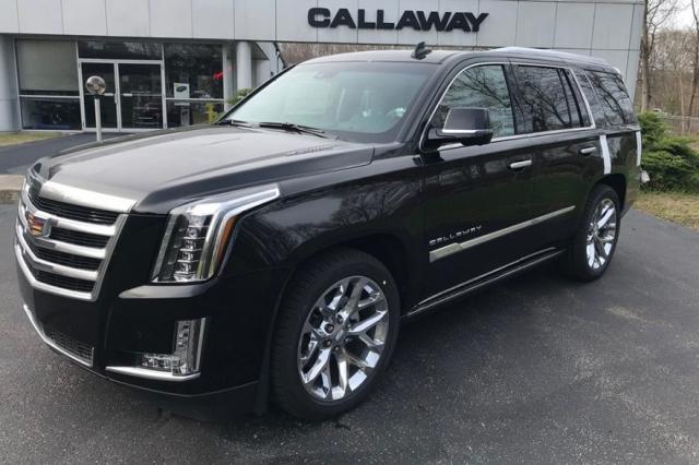 2019 Callaway Escalade SC560 - front view