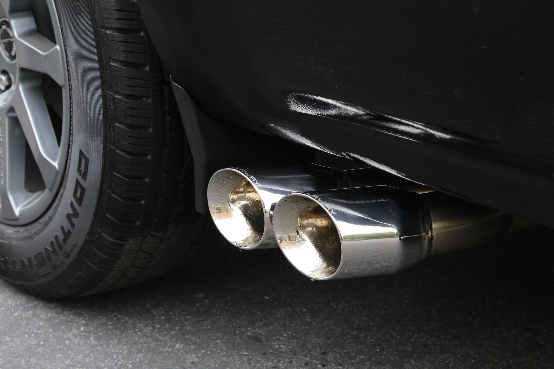 Callaway Sport Exhaust System