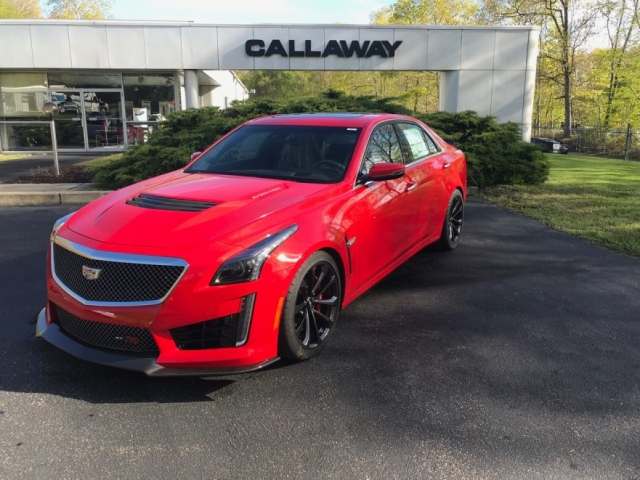 2019 Callaway CTS-V SC740 - front view