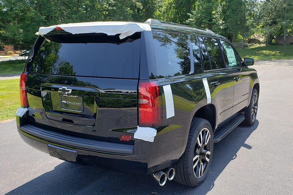 2019 Callaway Tahoe SC560 - rear view