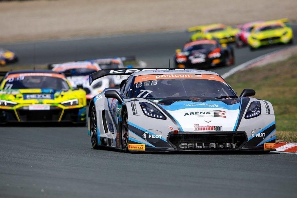 Zandvoort ADAC GT Masters 2019-2