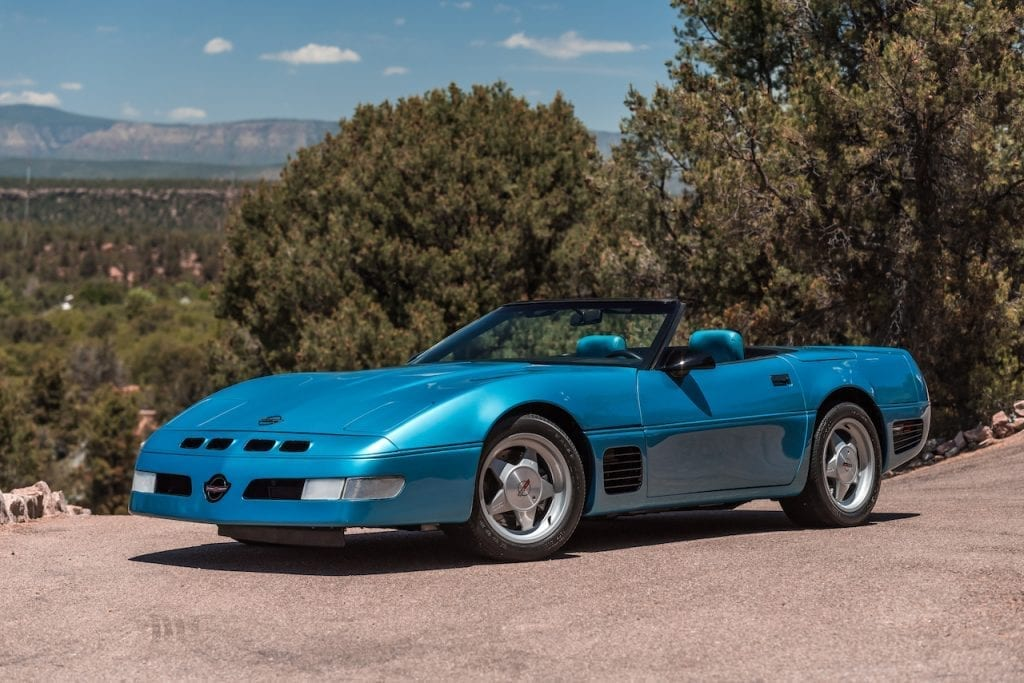 1989 Callaway Corvette Convertible for sale