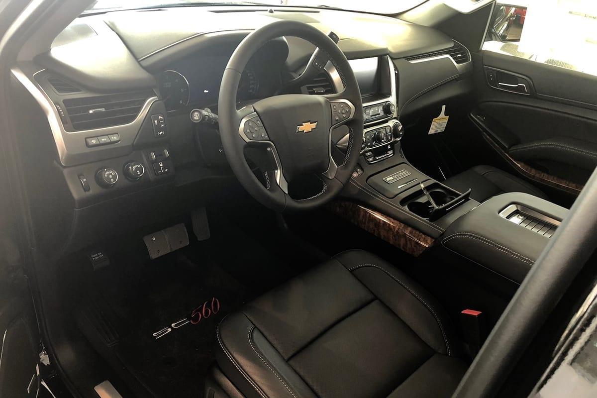 2020 Callaway Suburban SC560 - interior