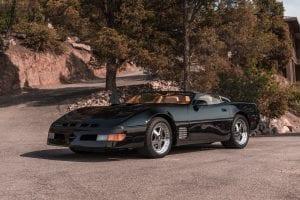 Callaway Twin Turbo Corvette For Sale