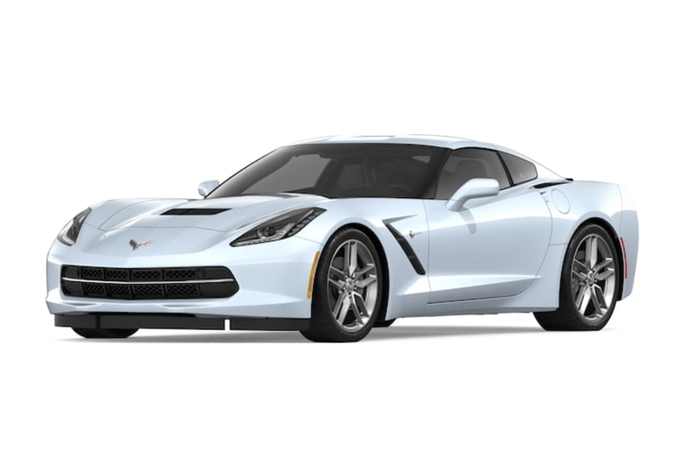 New Callaway Corvette in Dealer Inventory