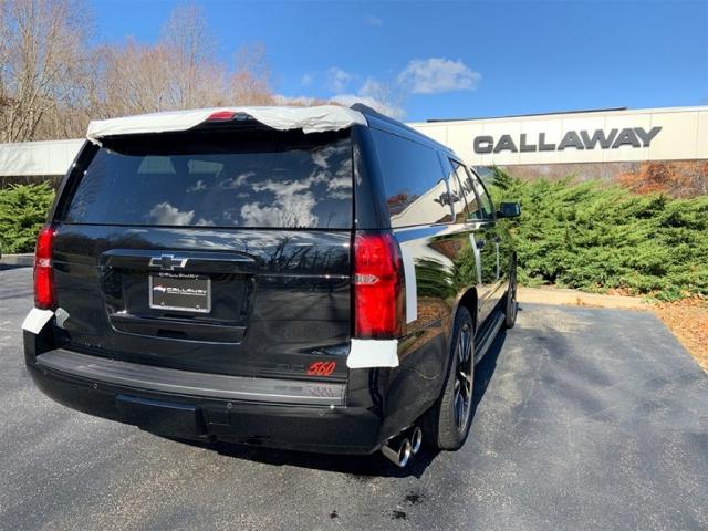 2020 Callaway Suburban SC560 - rear view