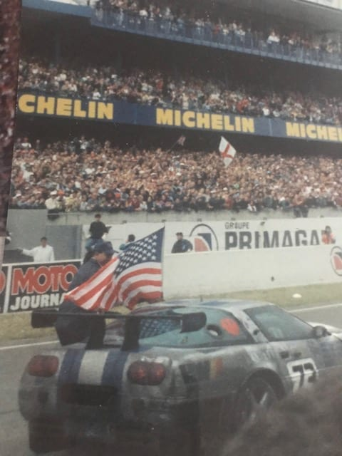 Callaway Racing at Le Mans 1995
