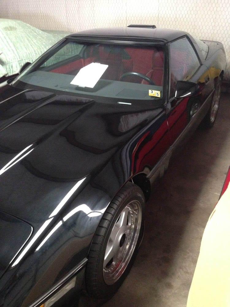 1989 Callaway Twin Turbo Corvette Coupe