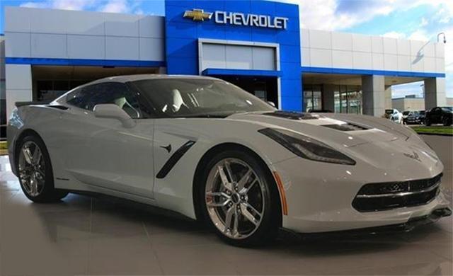 2019 Callaway Corvette SC627 - FRONT VIEW