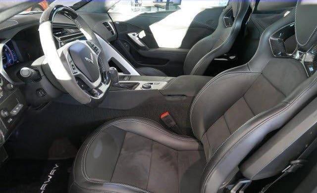 2019 Callaway Corvette SC627 - INTERIOR
