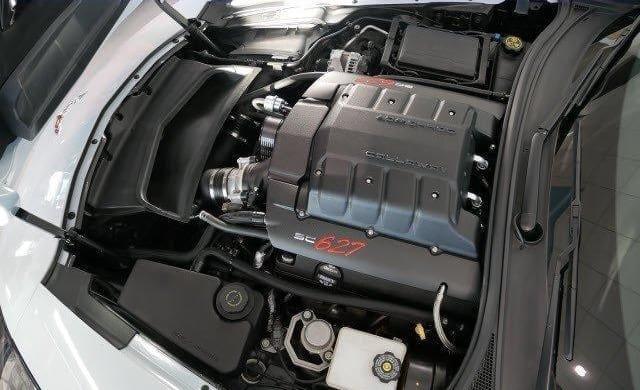 2019 Callaway Corvette SC627 - UNDERHOOD
