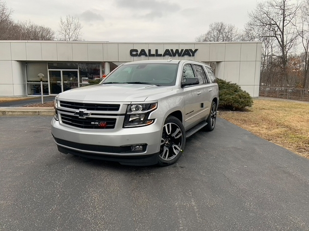 2020 Callaway Tahoe RST SC560 - front view