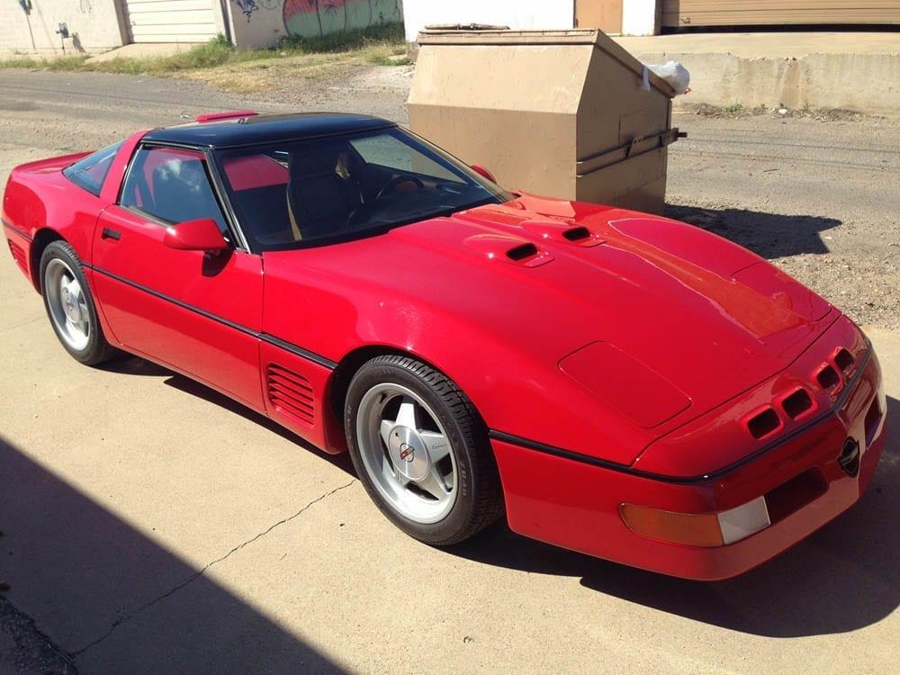 1990 Callaway Twin Turbo Corvette Coupe