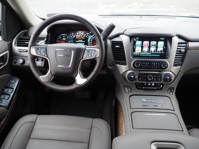 2019 Callaway Yukon XL Denali - interior