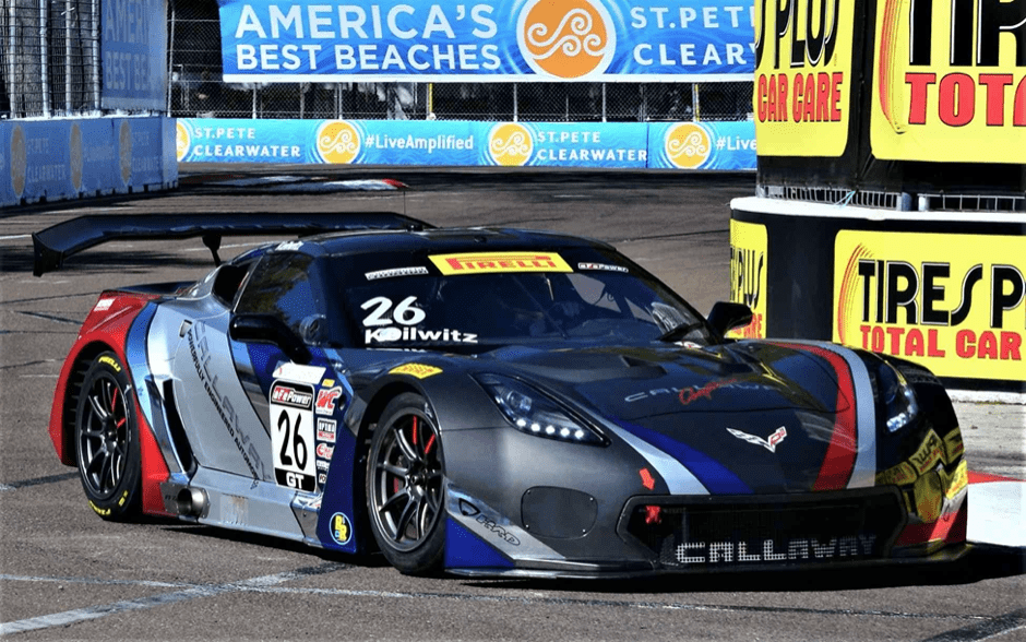 Callaway Corvette C7 GT3-R For Sale