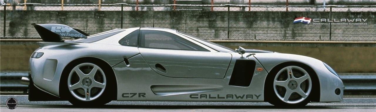 Callaway C7 Banner