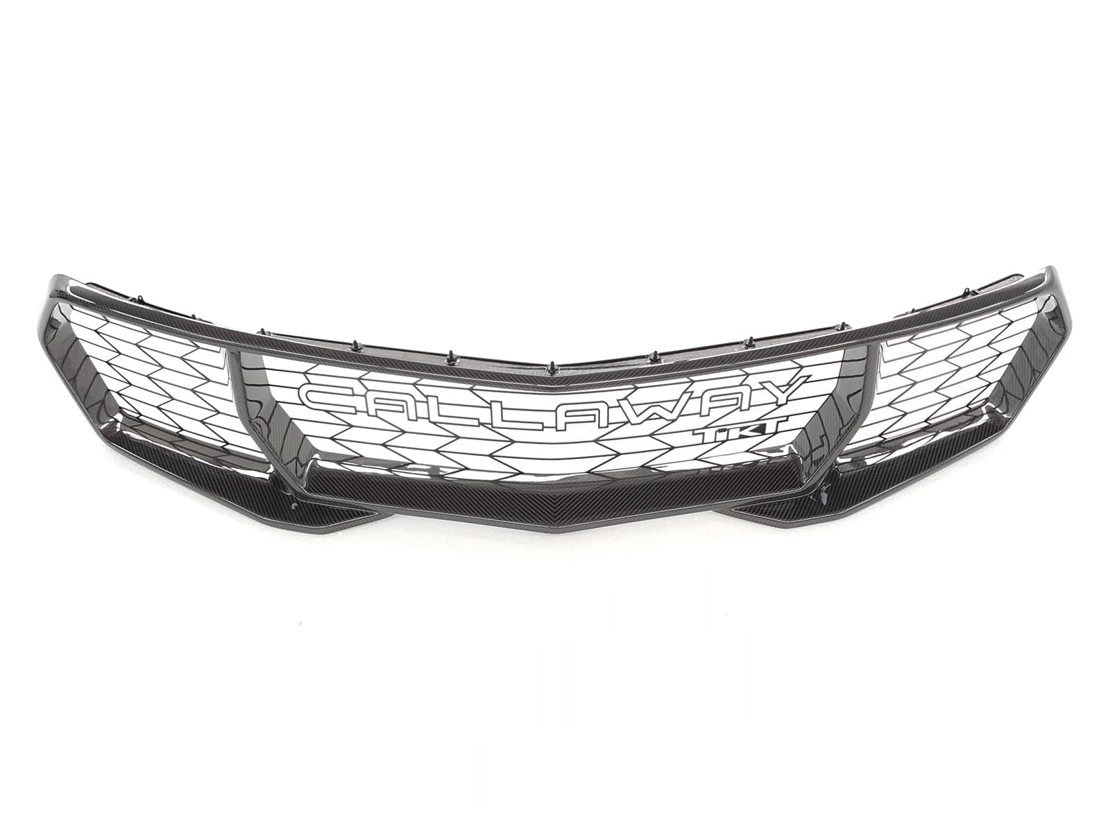 HD Cooling System - laser-cut grille insert