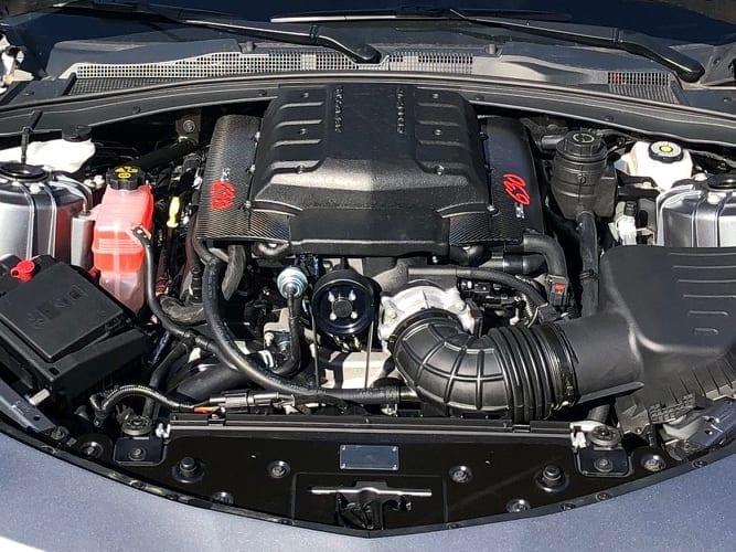 2020 Callaway Camaro LT1 SC630 - underhood
