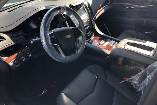 2020 Callaway Escalade SC560 - interior