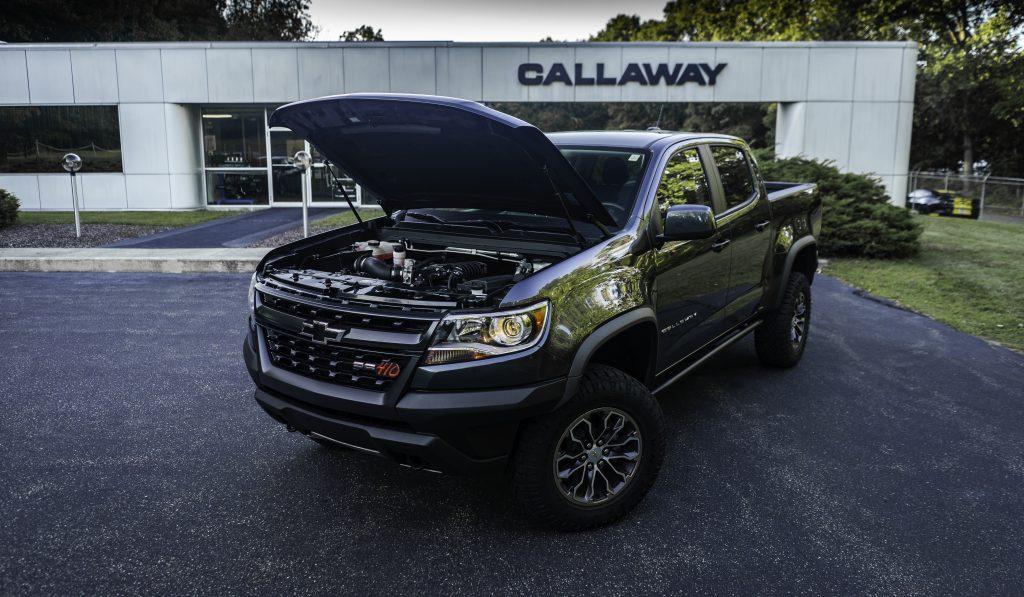 Callaway Colorado SC410