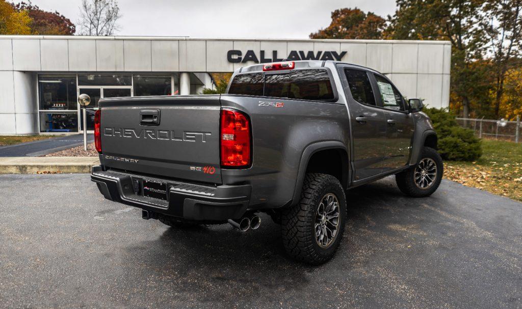 2021 Callaway Colorado SC410 - rear view