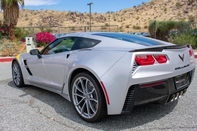 2019 Callaway Corvette SC627 - rear view