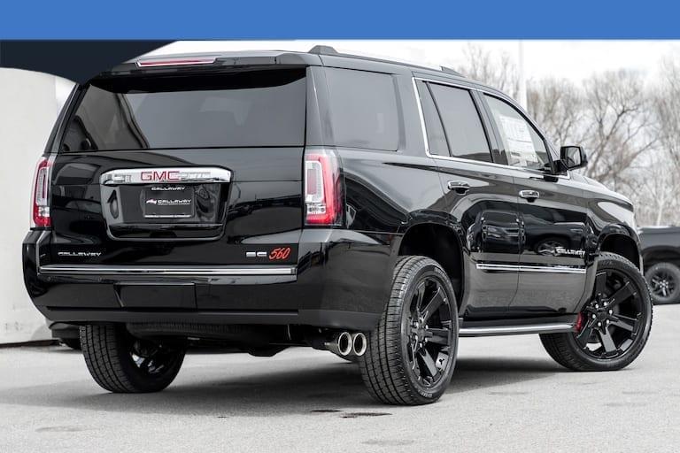 2020 Callaway Yukon SC560 - rear view