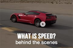 What is Speed - Behind the Scenes