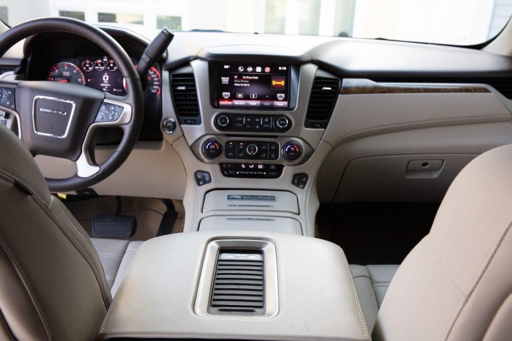 2015 Callaway Yukon XL Denali SC560 - interior