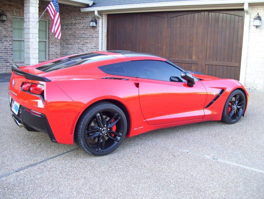2014 Callaway Corvette SC627