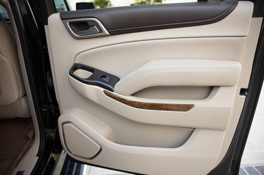 2015 Callaway Yukon XL Denali SC560 - passenger interior door