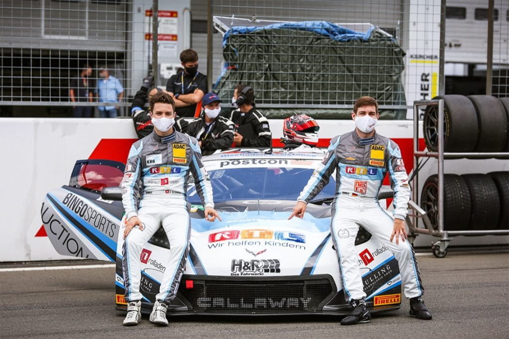 Callaway at Nürburgring 2020