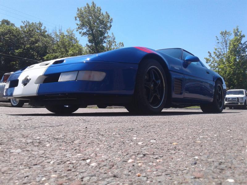1996 Callaway Corvette SuperNatural GrandSport - front view