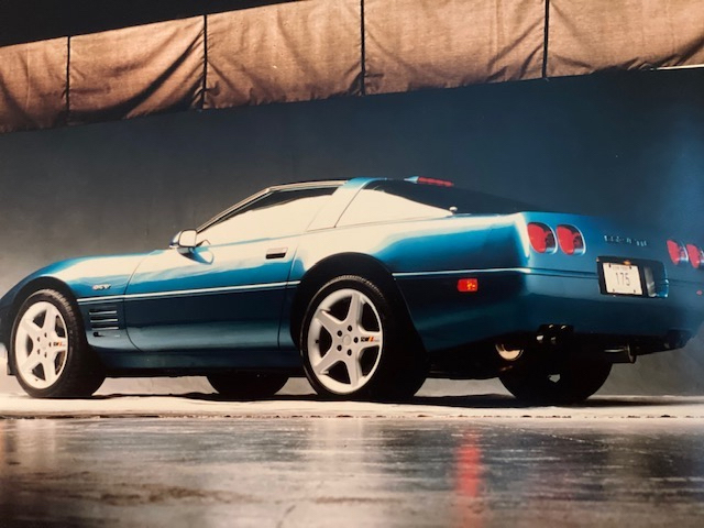 1994 Callaway Twin Turbo ZR-1